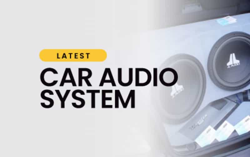 Audio System for your Car?